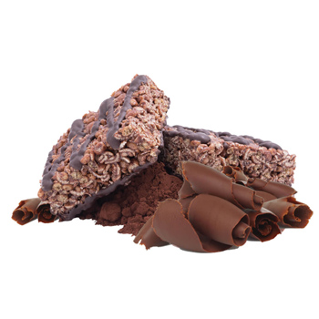 Chocolate Crispy Square
